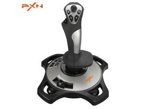 PXN PRO 2113 Wired 4 Axles Flying Game Joystick Simulator Professional Gaming Controller