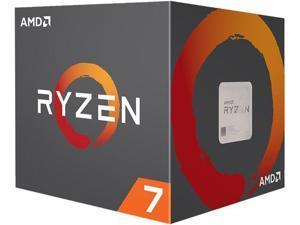 AMD RYZEN 7 2700 8-Core 3.2 GHz (4.1 GHz Max Boost) Socket AM4 65W YD2700BBAFBOX Desktop Processor