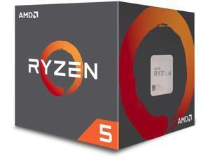 AMD Desktop Ryzen 5 1600 65W AM4 Processor with Wraith Stealth Cooler