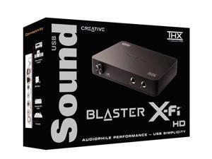 Creative Sound Blaster X-fi HD Sound Card Model SB1240