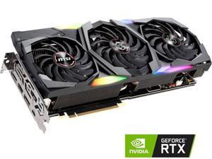 MSI GeForce RTX 2080 TI GAMING X TRIO Video Card