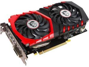 MSI GeForce GTX 1050 Ti DirectX 12 GTX 1050 Ti GAMING 4G 4GB 128-Bit GDDR5 PCI Express 3.0 x16 HDCP Ready Video Card