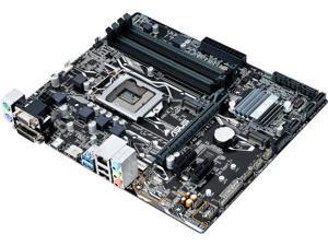 ASUS PRIME B250M-A LGA 1151 Intel B250 HDMI SATA 6Gb/s USB 3.1 USB 3.0 Micro ATX Intel Motherboard