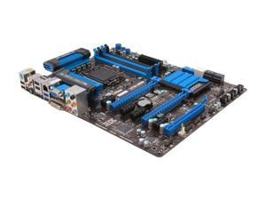 MSI Z77A-GD55 LGA 1155 Intel Z77 HDMI SATA 6Gb/s USB 3.0 ATX Intel Motherboard with UEFI BIOS