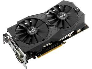 ASUS ROG GeForce GTX 1050 Ti STRIX-GTX1050TI-O4G-GAMING 4GB 128-Bit GDDR5 PCI Express 3.0 HDCP Ready Video Card