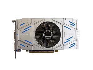 CORN NVIDIA GeForce GTX750 Graphic Card 1GB 128 Bit DDR5 DirectX 11 Video Card GPU PCI Express3.0 16X DVI/VGA/HDMI