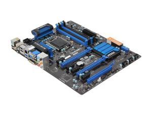 MSI Z77A-G45 LGA 1155 Intel Z77 HDMI SATA 6Gb/s USB 3.0 ATX Intel Motherboard with UEFI BIOS