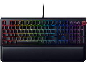 Razer BlackWidow Elite Yellow Switch Mechanical Gaming Keyboard