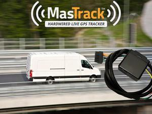 MasTrack MT-121 Hardwired Real Time GPS Vehicle Tracker