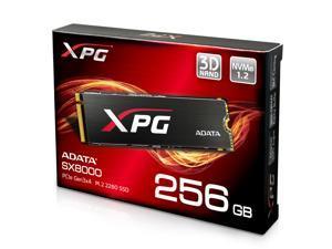 XPG SX8000 256GB M.2 PCIe NVMe MLC Internal SSD w/ XPG Heatsink (ASX8000NPC-256GM-C)