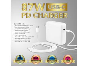 87W USB-C Power Adapter Charger For APPLE A1719 MacBook Pro 13 15 Inch 2016 2017 2018