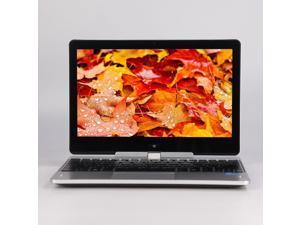 "2-in-1 Laptop/Tablet HP EliteBook Revolve 810 G1 11.6"" HD Widescreen Multi-Touch Touchscreen Convertible Laptop Windows 10 Pro 8GB RAM 128GB SSD Backlit Keyboard Webcam Wi-Fi Bluetooth 4.0"