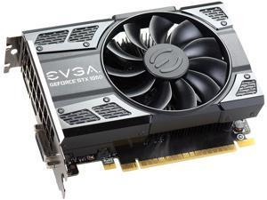 EVGA GeForce GTX 1050 Ti SC 4GB GDDR5 04G-P4-6253-KR Video Graphic Card GPU