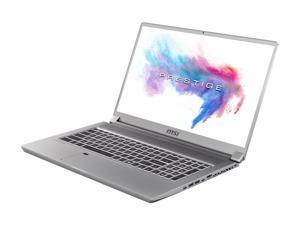 "MSI P75 CREATOR-469 17.3"" i9-9880H 32GB RAM 1TB SSD RTX 2070 8GB Max-Q Laptop"