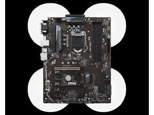 MSI Z370-A PRO Intel Z370 1151 LGA ATX M.2 Desktop Motherboard A