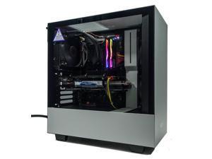 Custom Gaming Desktop PC - Intel i7-7700K - GeForce GTX 1080 8GB - 16GB DDR4 RAM - 512GB NVME M.2 SSD - No HDD