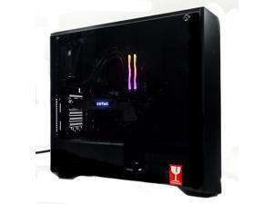 Custom Gaming Desktop PC - AMD Ryzen 7 1700 - GeForce GTX 1070 8GB - 16GB DDR4 RAM - 256GB M.2 SSD - 1 TB HDD