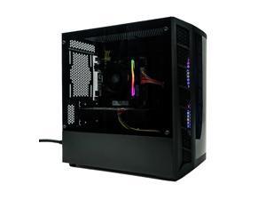 Custom Gaming Desktop PC - AMD Ryzen 3 1200 PRO - GeForce GTX 1660 6GB - 8GB DDR4 RAM - 256GB M.2 SSD - No HDD
