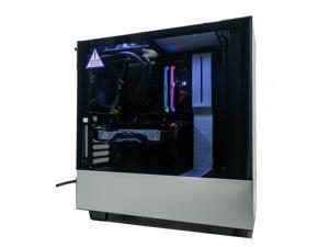 Custom Gaming Desktop PC - Intel i7-9700K - GeForce GTX 1080 8GB - 16GB DDR4 RAM - 512GB NVME M.2 SSD - No HDD