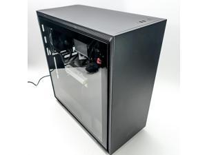 Custom Gaming Desktop PC - Intel i5-6600K - GeForce GTX 1070 8GB - 16GB DDR4 RAM - 512GB NVME M.2 SSD - No HDD