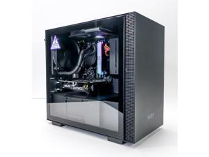 Custom Gaming Desktop PC - Intel i5-8400 - GeForce GTX 1660 6GB - 16GB DDR4 RAM - 512GB NVME M.2 SSD - No HDD