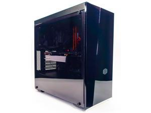 Custom Gaming Desktop PC - AMD Ryzen 7 2700 - GeForce GTX 1070 8GB - 16GB DDR4 RAM - 512GB NVME M.2 SSD - No HDD