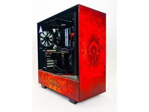 Custom Gaming Desktop PC - AMD Ryzen 7 2700 - GeForce GTX 1080 8GB - 16GB DDR4 RAM - 512GB NVME M.2 SSD - No HDD