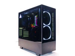 Custom Gaming Desktop PC - Intel i7-8700 - GeForce GTX 1080 8GB - 16GB DDR4 RAM - 512GB NVME M.2 SSD - No HDD