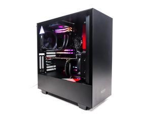 Custom Gaming Desktop PC - Intel i7-5820K - GeForce GTX 1080 8GB - 32GB DDR4 RAM - 1TB NVME M.2 SSD - No HDD