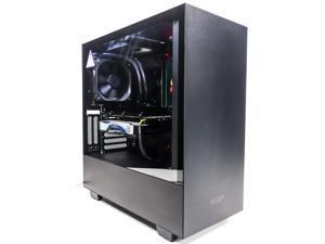 Custom Gaming Desktop PC - Intel i7-7740X - GeForce GTX 1080 8GB - 16GB DDR4 RAM - 512GB NVME M.2 SSD - No HDD