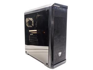 Custom Gaming Desktop PC - AMD Ryzen 5 Pro 1500 - GeForce GTX 1060 6GB - 16GB DDR4 RAM - 256GB NVME M.2 SSD - No HDD