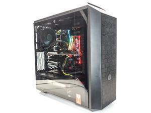 Custom Gaming Desktop PC - AMD Ryzen 7 1700  - GeForce GTX 1080 8GB - 16GB DDR4 RAM - 512GB NVME M.2 SSD - No HDD