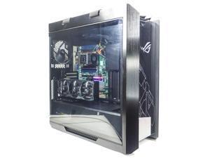 Custom Gaming Desktop PC - Platinum 8170M - GeForce RTX 2080Ti 11GB - 64GB DDR4 RAM - 1TB NVME M.2 SSD - No HDD