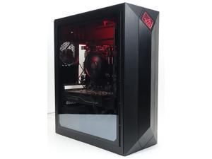 """Custom Gaming Desktop PC - AMD Ryzen 5 Pro 1500 - AMD RX 470 4GB - 8GB DDR4 RAM - 256GB 2.5"""" SSD - No HDD"""