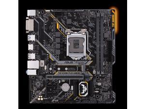 ASUS TUF H310M-PLUS GAMING Intel H310 1151 LGA MicroATX M.2 Desktop Motherboard A