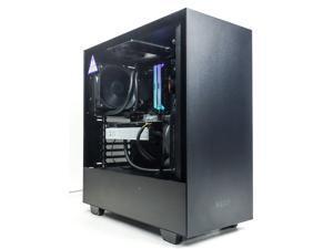Custom Gaming Desktop PC - AMD Ryzen 5 3600 - GeForce GTX 1080 8GB - 16GB DDR4 RAM - 512GB NVME M.2 SSD - No HDD