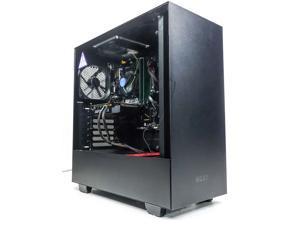Custom Gaming Desktop PC - Intel i7-9700F - GeForce GTX 1660 Super 6GB - 16GB DDR4 RAM - 512GB NVME M.2 SSD - No HDD