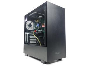 Custom Gaming Desktop PC - Intel i5-9400F - GeForce GTX 1060 6GB - 16GB DDR4 RAM - 512GB NVME M.2 SSD - No HDD