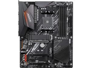 Gigabyte B550 AORUS ELITE AMD Socket B550 AM4 ATX M.2 Desktop Motherboard A