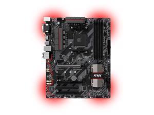 MSI B350 TOMAHAWK AMD Socket B350 AM4 ATX M.2 Desktop Motherboard B