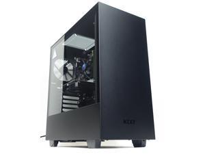Custom Gaming Desktop PC - Intel i3-10100F 3.6GHz - AMD RX 560 4GB - 8GB DDR4 RAM - 240GB M.2 SSD (Solid State Drive) - 430w 80+ Bronze PSU - Wi-Fi