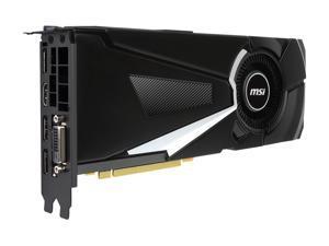 MSI GeForce GTX 1080 AERO OC 8GB GDDR5X Geforce GTX 1080 AERO 8G OC Video Graphic Card GPU