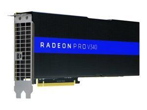 AMD Radeon Pro V340 Fanless 32GB HBM2 Radeon Pro V340 Video Graphic Card GPU