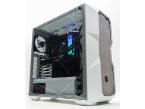 Custom Gaming Desktop PC - AMD Ryzen 9 3950X 3.5GHz - GeForce RTX 2080 8GB - 32GB DDR4 RAM - 1TB NVME M.2 SSD (Solid State Drive) - 750w 80+ Bronze PSU - Wi-Fi