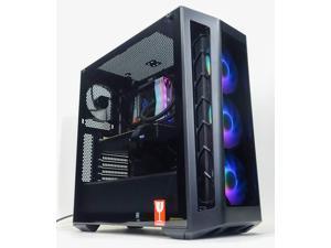 Custom Gaming Desktop PC - AMD Ryzen 9 5900X 3.7GHz - GeForce RTX 2080 Super 8GB - 32GB DDR4 RAM - 1TB NVME M.2 SSD (Solid State Drive) - 750w 80+ Bronze PSU - Wi-Fi