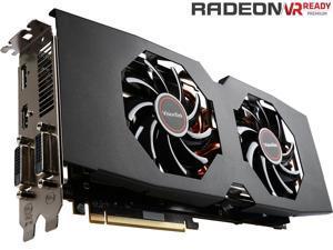 VisionTek Radeon R9 390X Dual Fan 8GB GDDR5 R9 390X Video Graphic Card GPU