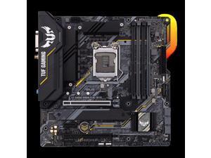 ASUS TUF GAMING B460M-PLUS WIFI Intel B460 1200 LGA MicroATX Desktop Motherboard