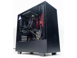 Custom Gaming Desktop PC - AMD Ryzen 5 3600 3.6GHz - GeForce GTX 1660 6GB - 16GB DDR4 RAM - 512GB NVME M.2 SSD (Solid State Drive) - 600w PSU - Wi-Fi