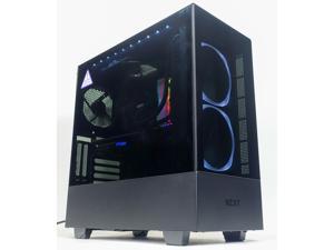 Custom Gaming Desktop PC - AMD Ryzen 9 5900X 3.7GHz - GeForce RTX 2080 8GB - 32GB DDR4 RAM - 1TB NVME M.2 SSD (Solid State Drive) - 750w 80+ Bronze PSU - Wi-Fi