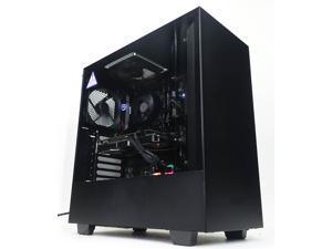 Custom Gaming Desktop PC - AMD Ryzen 5 3600 3.6GHz - AMD RX 580 8GB - 16GB DDR4 RAM - 512GB NVME M.2 SSD (Solid State Drive) - 550W 80+ White PSU - Wi-Fi